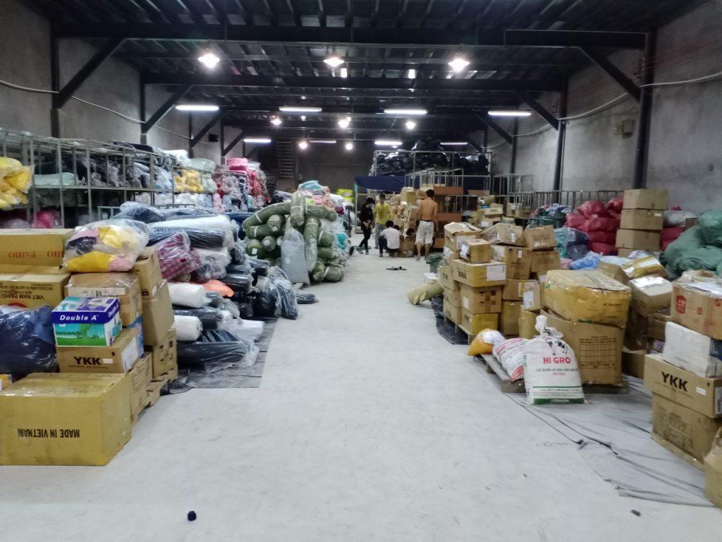 Dịch vụ chuyển kho xưởng chuyên nghiệp tại chuyển nhà Thân Thiện 247