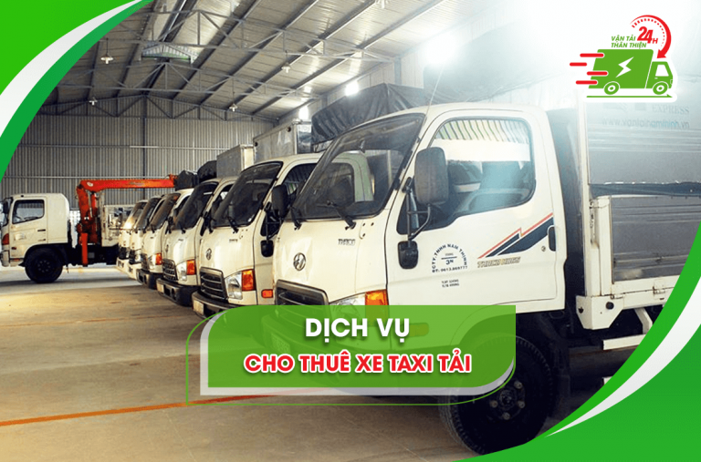 Dịch vụ taxi tải chuyển văn phòng, chuyển nhà trọn gói giá rẻ Tphcm