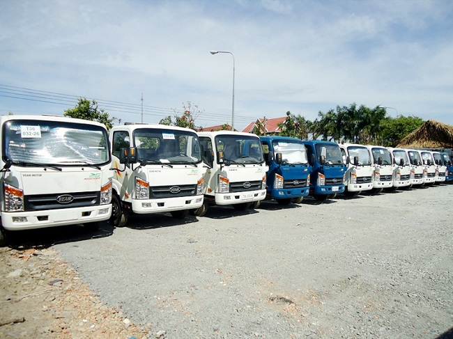Dịch vụ taxi tải chuyển nhà trọn gói giá rẻ Tphcm - Chuyển Nhà 247