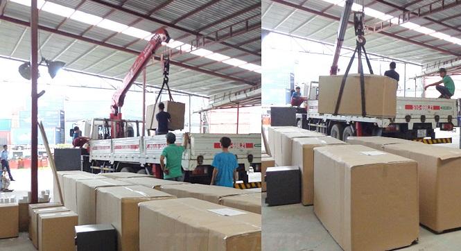 Dịch vụ vận chuyển két sắt trọn gói giá rẻ tại Tphcm